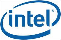 Процессор для ноутбука (логотип Intel)