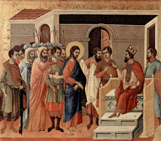 Jesus at Herod's Court