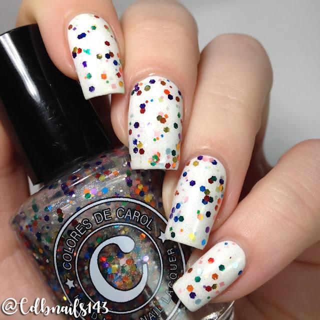 Colores De Carol-Rainbow Sno Cone