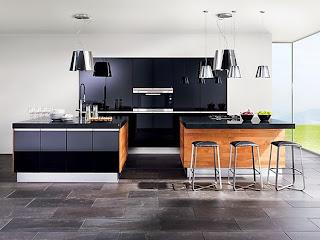 diseño cocina integral moderna