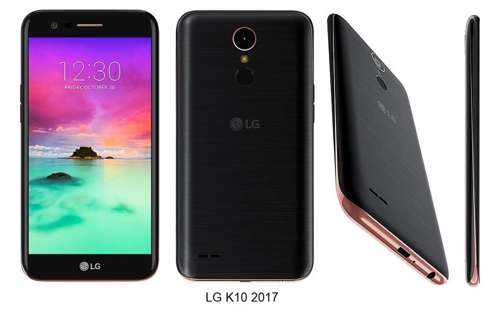 LG K10 2017 OFICIAL