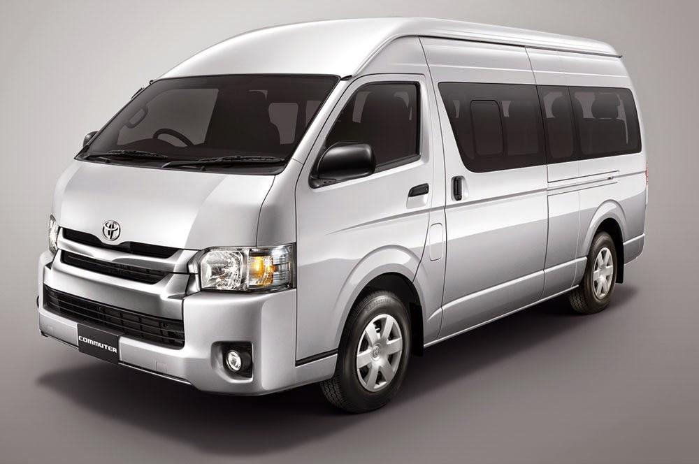 Sewa Mobil Hiace untuk Pariwisata dan Antar Jemput