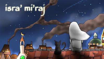 Isra dan Miraj