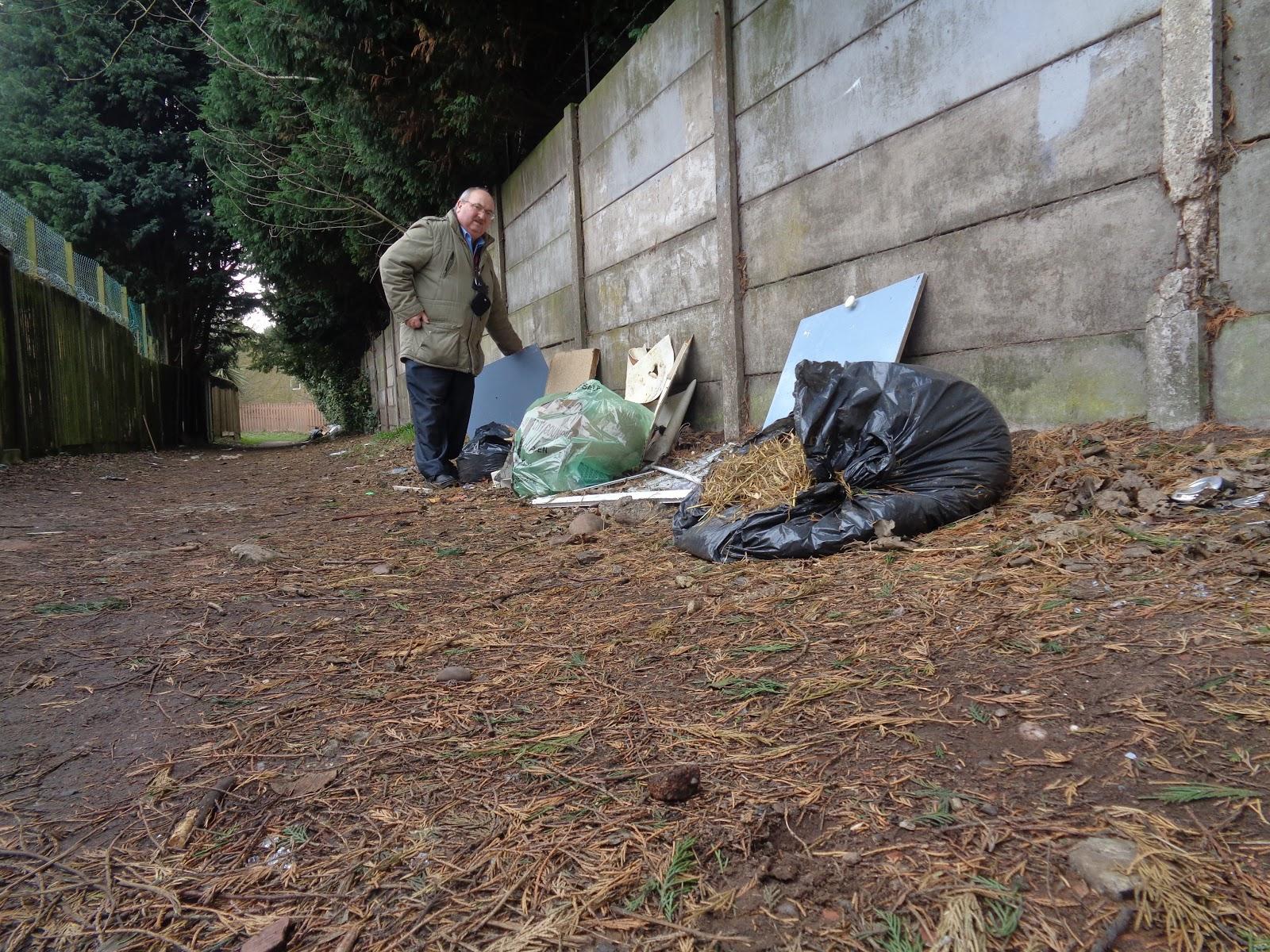 Keith Linnecor - News & Views from Oscott Ward: SADLY ...