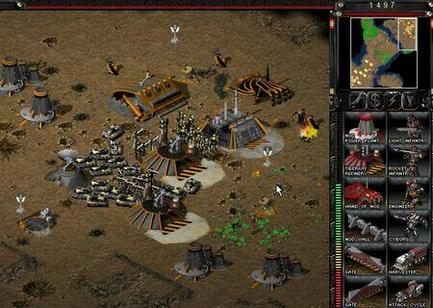 Game Command And Conquer : Tiberian Sun