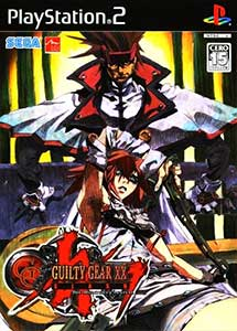 Guilty Gear XX Slash PS2 ISO [NTSC-J] [MG-MF]