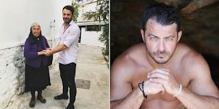 Ο Γιώργος Αγγελόπουλος κατεβαίνει στην πολιτική