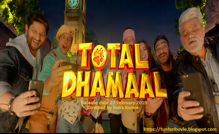 Totol Dhamaal 2019 Movie Review Full Star Cast, Release Date And