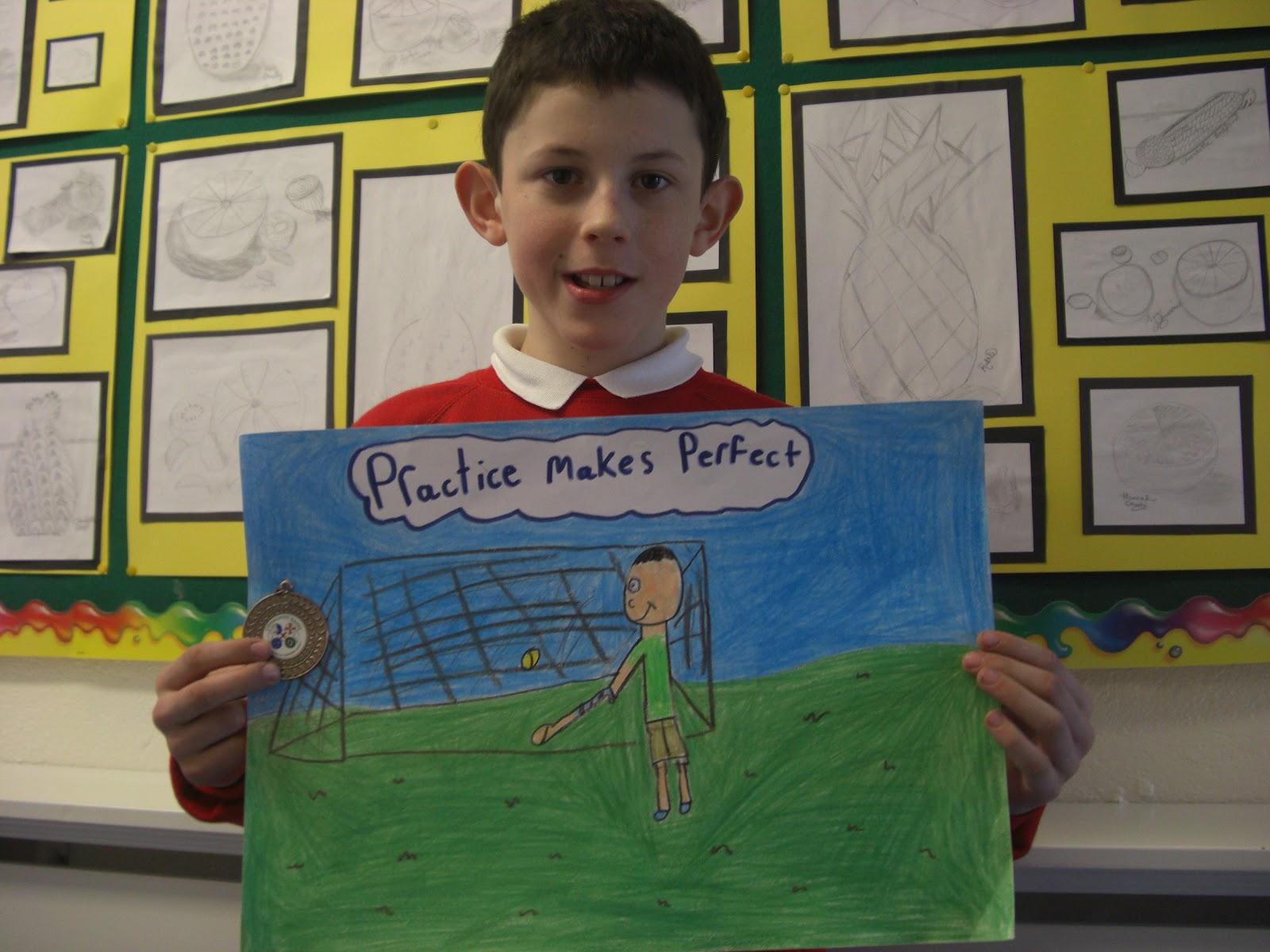 Cregmore National School Community Games Art And Model