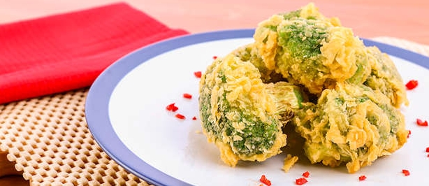 Resep Membuat Brokoli Balut Tepung Renyah Crispy