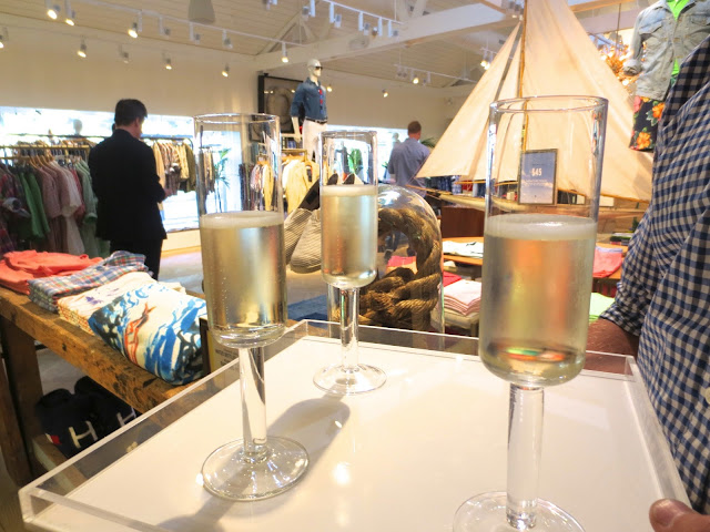 Tommy Hilfiger flagship store in Los Angeles Surf Shack Collection launch party
