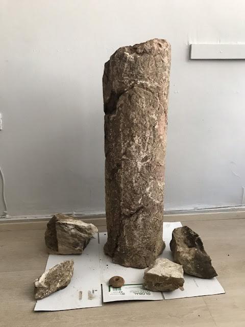 Κλεμμένος αρχαιολογικός θησαυρός ανεκτίμητης αξίας κάτω από καλαμιές