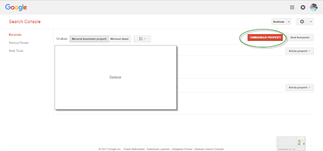 Cara Daftar Blog Baru Ke Web Master,Supaya Cepat Terindeks Search Engine