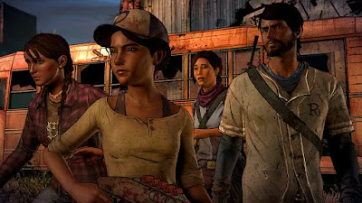 The Walking Dead Season Three Full Unlocked MOD Unlimited Money v1.03 Apk