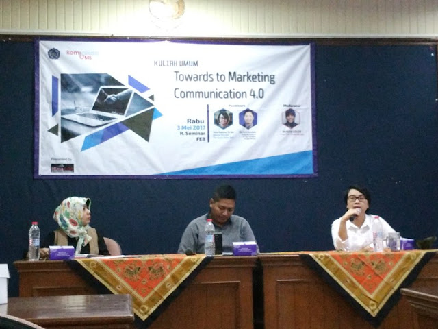 Marketing Communication 4.0