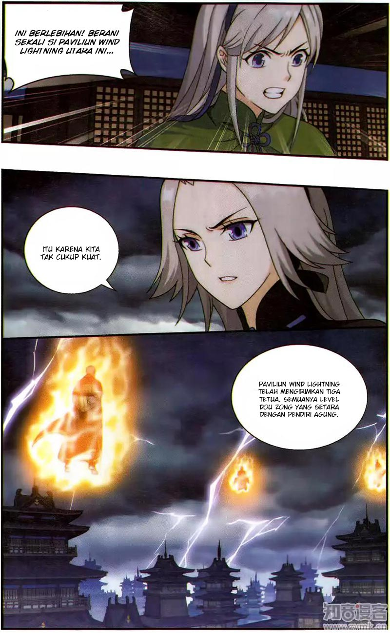 Battle Through Heaven Chapter 226-18