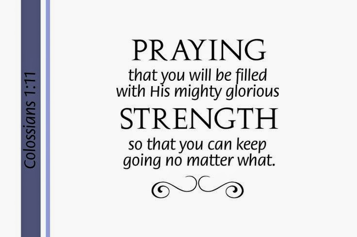 TRUSTWORTHY SAYINGS: Prayer for Strength of Faith During ...