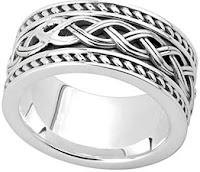 Celtic Wedding Bands: The Irish Gift House