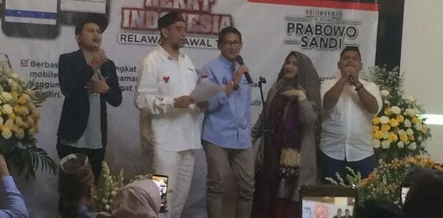 Rekat Indonesia: Aplikasi Quick Count Dan Real Count Relawan Prabowo-Sandi