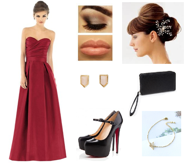 Beauty in Everyday Life: Fashion Inspiration - Three Complete Prom ...