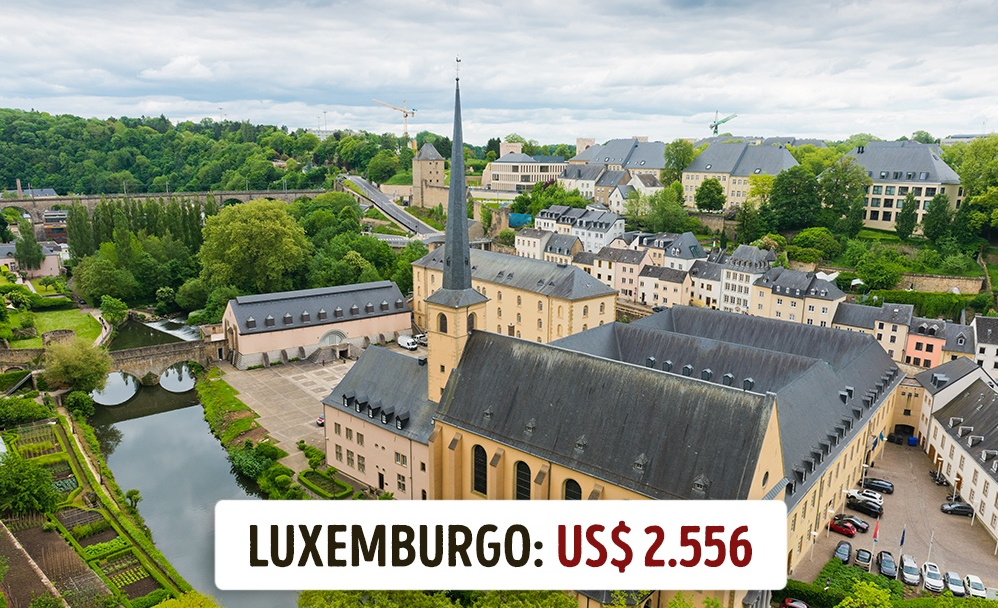 #Luxembourg