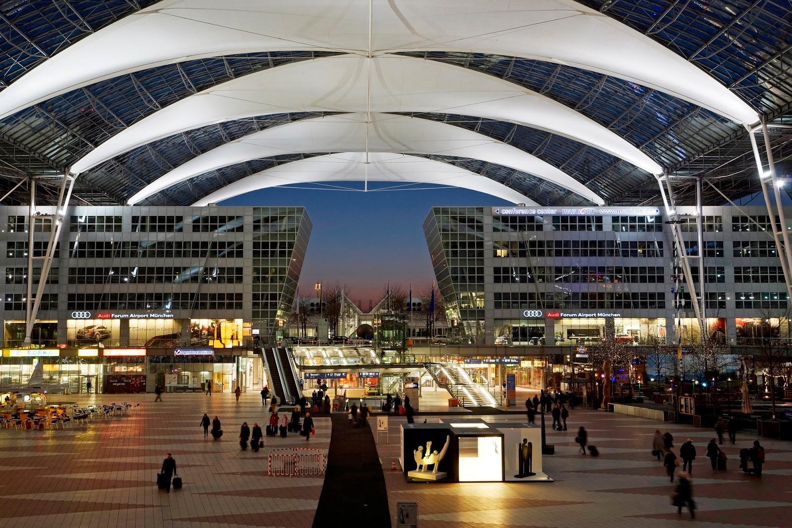 Как доехать в Фюссен из Мюнхена или Меммингема самостоятельно