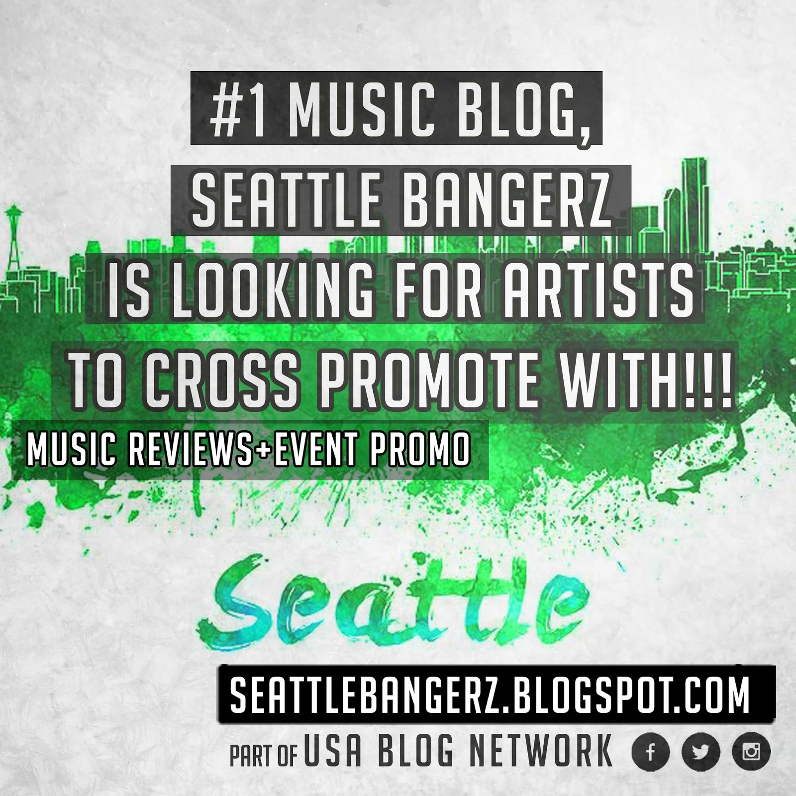 Seattle Bangerz cross promotion opportunities for artists