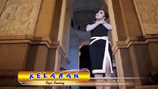 Lirik Lagu Kelaran (Dan Artinya) - Vita KDI