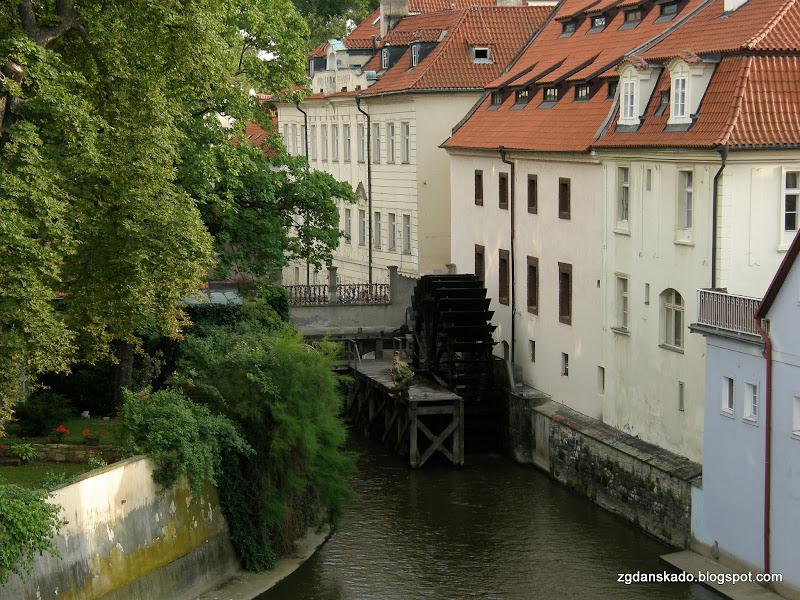 Praga - Praska Wenecja