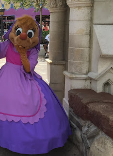 Perla Mouse Disney World