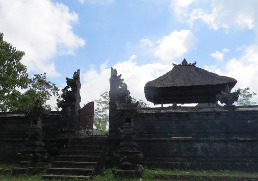 Pura Pesimpangan Besakih Bali, Pesimpangan Temple Besakih Bali