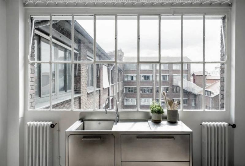 Abimis arreda un loft a Parigi