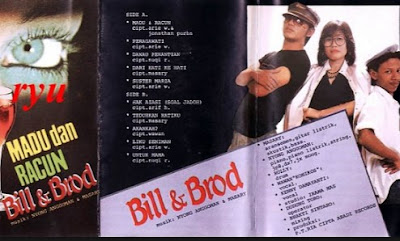 Kumpulan Lagu Bill & Brod Mp3 Lengkap