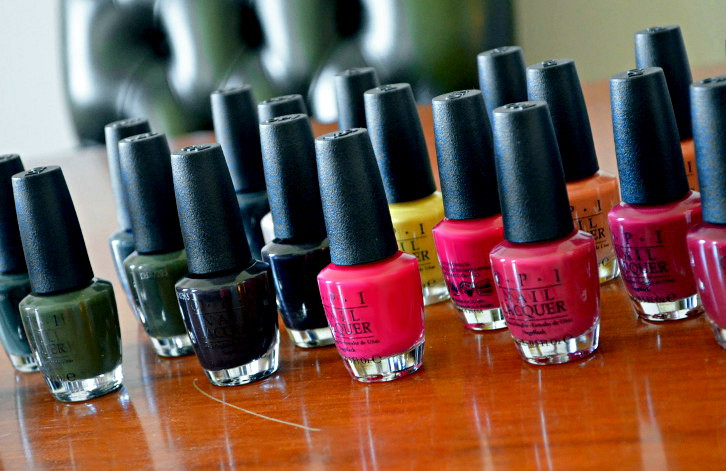 Coty Color Day - OPI Washington DC Fall/ Winter Collection