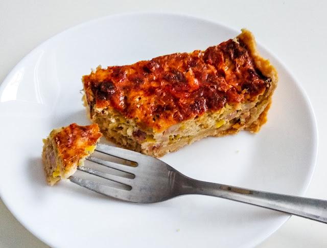 Chodź do kuchni! Najlepsza tarta z porem na świecie