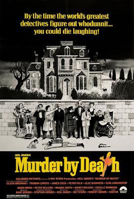 Murder by Death Poster