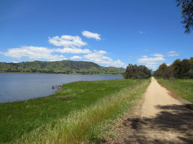 The High Country Rail Trail