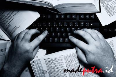 Hal Wajib Yang Kamu Lakukan Sebelum Membuat Blog