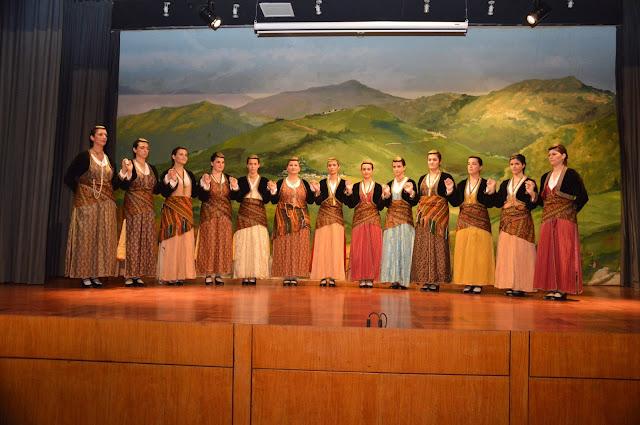 Τελετή Αποφοίτησης Χορευτικής Ομάδας Συλλόγου Ποντίων Αργοναύται - Κομνηνοί - Όλη η εκδήλωση (Video)