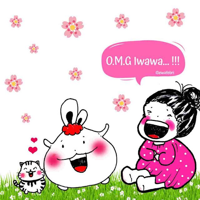 Bowgel and Iwawa