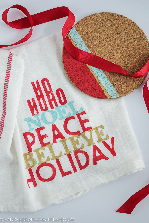easy and simple DIY Christmas gift idea