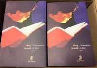 Logo Vinci gratis una delle copie del romanzo ''L'annusatrice di libri'' di Desy Icardi