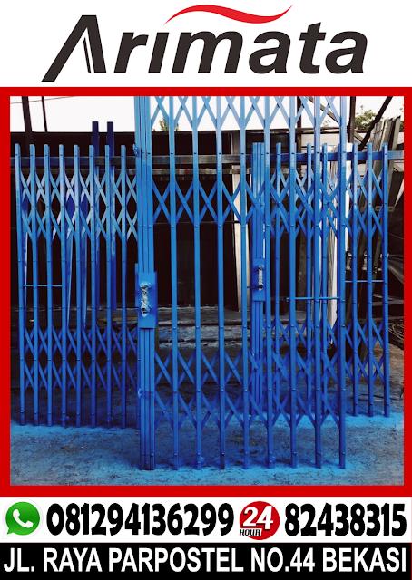 gambar harga folding gate jelambar