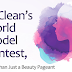 CyClean's World Model Contest More than Just a Beauty Pageant