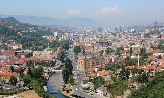 Dia 5: Sarajevo