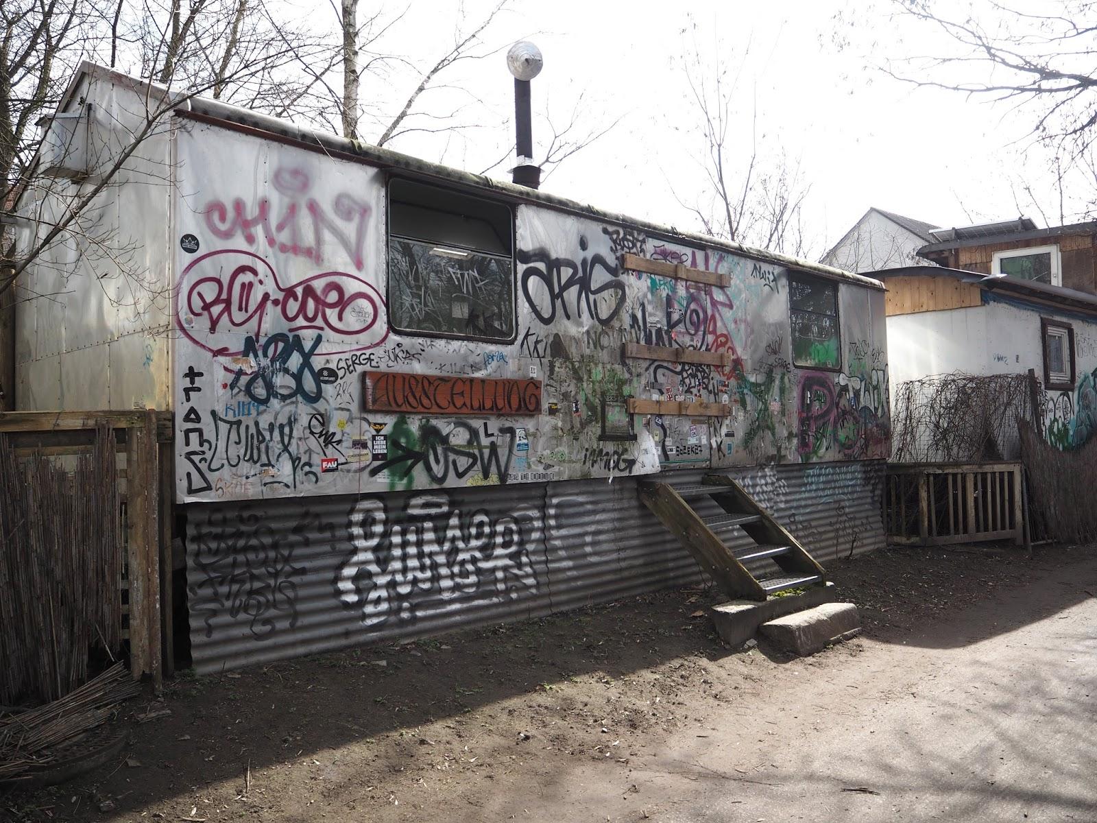 Berlin travel photo diary