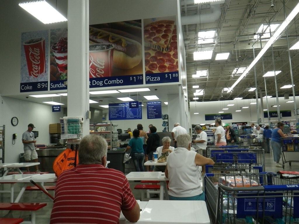 Sams Food Court