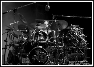 Jon Fishman with Phish