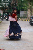 Actress Aathmika in lovely Maraoon Choli ¬  Exclusive Celebrities galleries 049.jpg