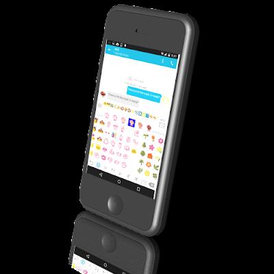 aplikasi sms terbaru terbaik  Handcent Next SMS